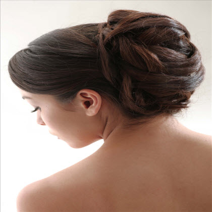 Bridal Updo Parker CO Gallery