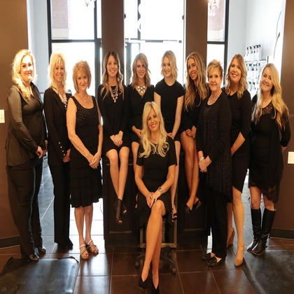 Shear Bella Salon & Spa Team